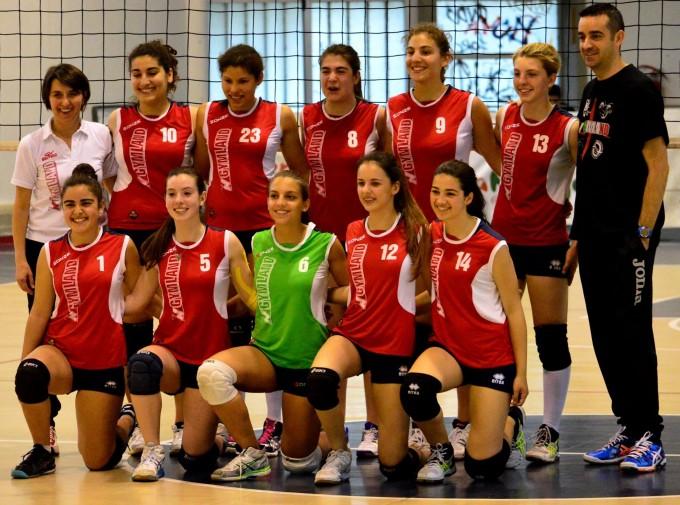 Gymland Under 16 - Oristano 2014-2015