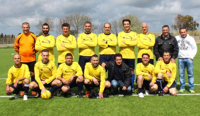 Inter Club Nurachi -- 2014-2015