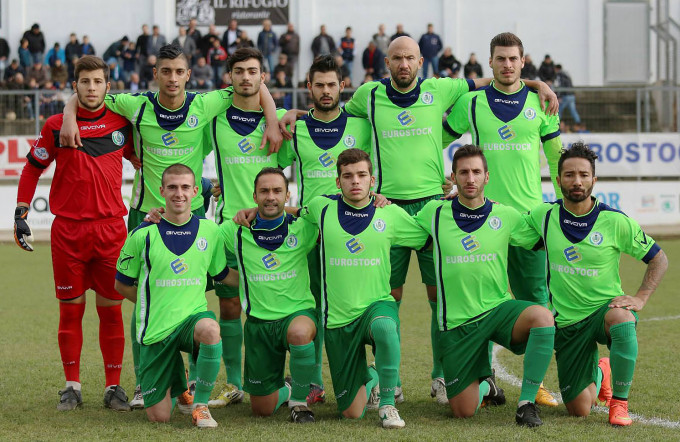 Nuorese Calcio 2014-2015