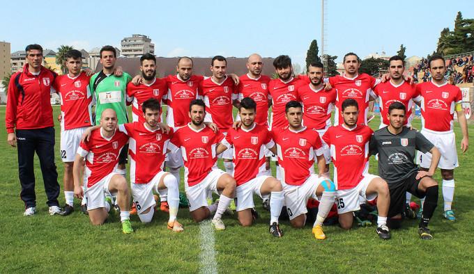 Oristanese Calcio - 2014-2015