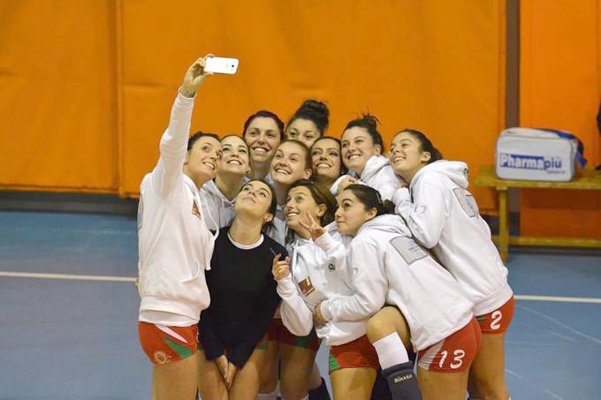 Quadrifoglio Volley - Porto Torres 2014-2015