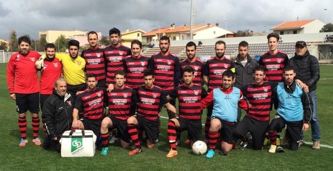 San Marco Cabras 2014-2015