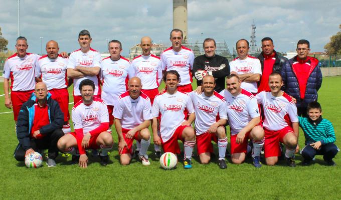 Senior Calcio -- 2014-2015