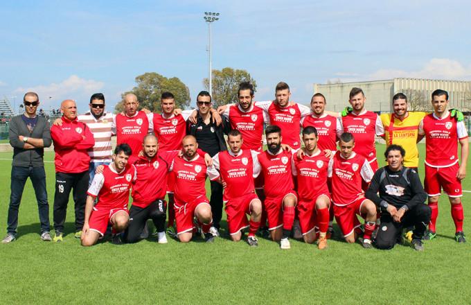 Solarussa Calcio - 2014-2015