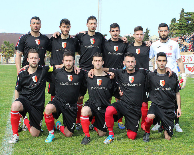 Tharros Calcio - 2014-2015