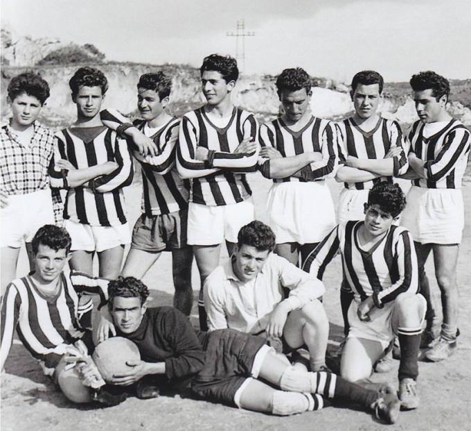 US Luogosanto - 1956-1957
