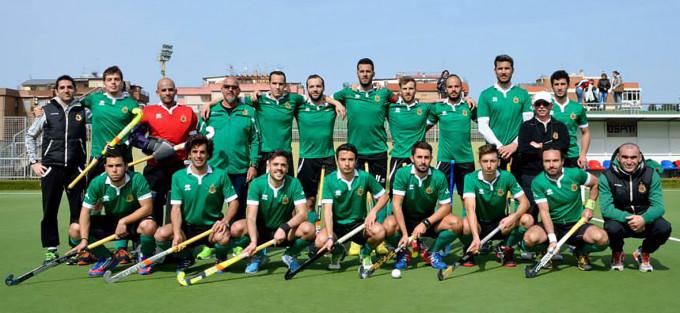 Amsicora Hockey A1 - Cagliari 2014-2015