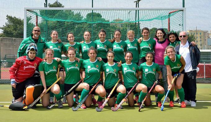 Amsicora Hockey Femminile - Cagliari 2014-2015