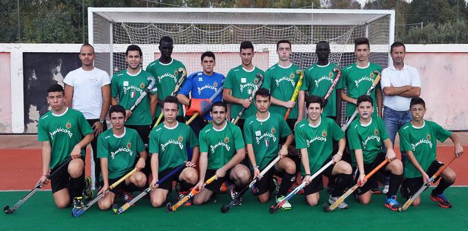 Amsicora Under 21- Cagliari 2014-2015