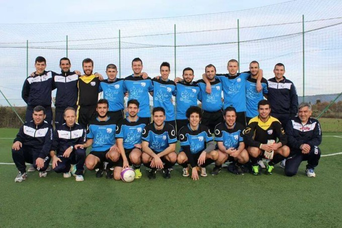 Calcetto Club Zerfaliu - 2014-2015