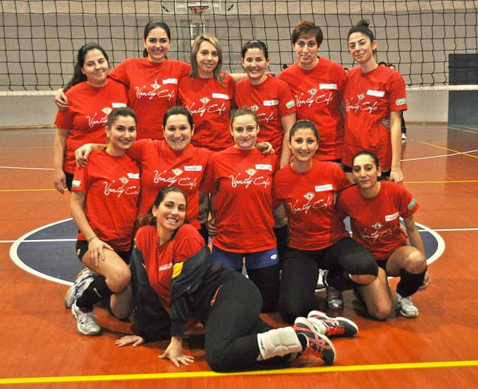Club Pallavolo Monreale · San Gavino 2014-2015