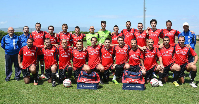 Furia Rossa · Baratili San Pietro 2014-2015 DUE
