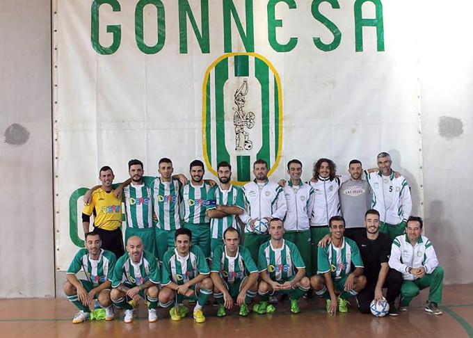 Gonnesa Calcio-a-5 2014-2015