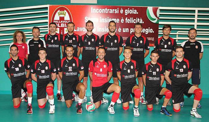 Pallavolo Olbia Meridiana - 2014-2015