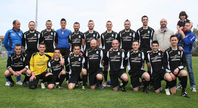 Polisportiva Buddusò - 2014-2015