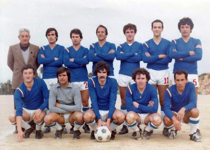 Polisportiva Luogosanto - 1978-1979 DUE