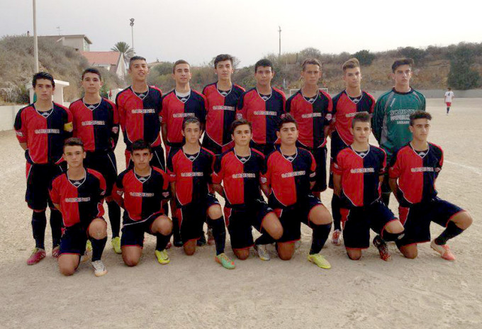 Porto Torres Calcio Allievi 2014-2015