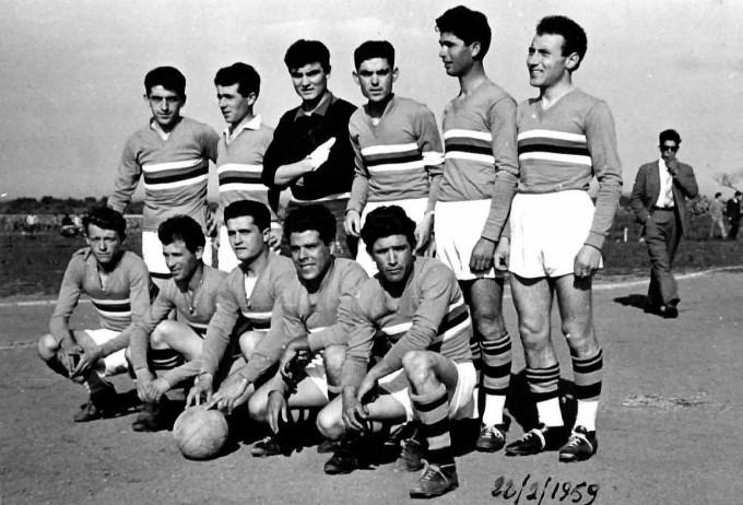 Sarroch Calcio 1958-1959