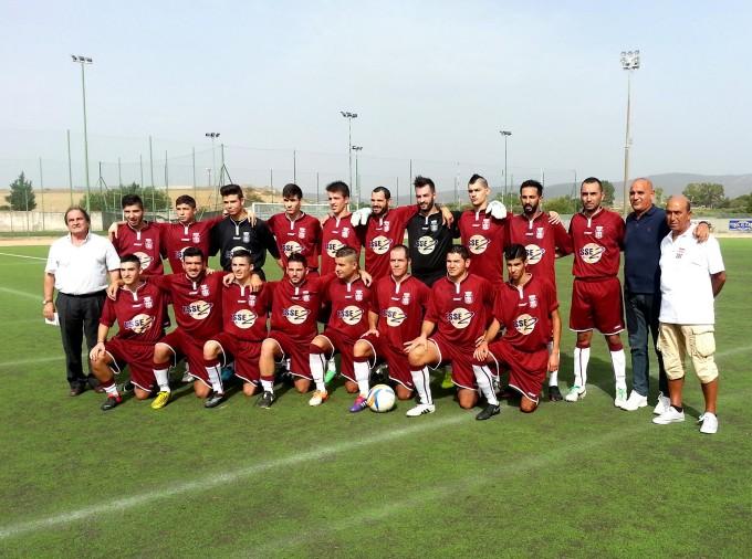 Senorbi Calcio · 2014-2015