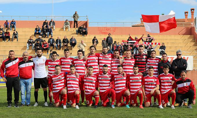 Tharros Calcio - Oristano 2014-2015