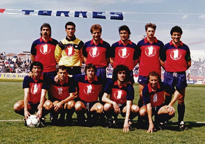 Torres Calcio - 1987-1988