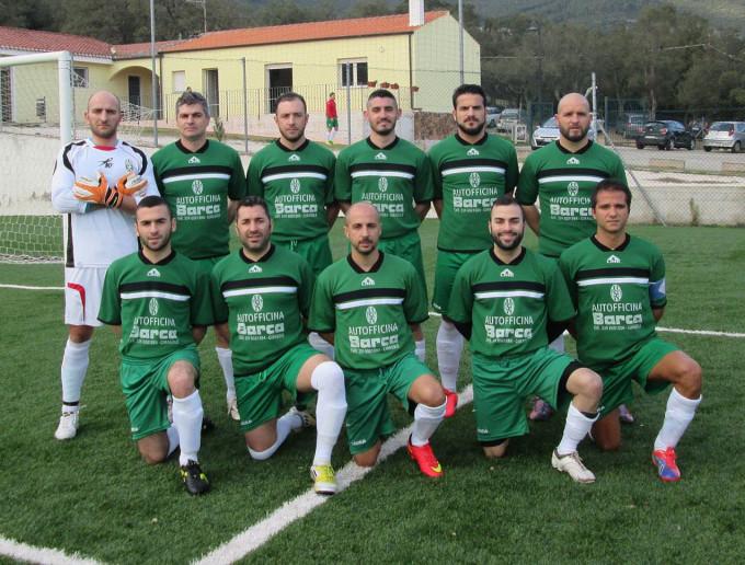 Triei Calcio · 2014-2015