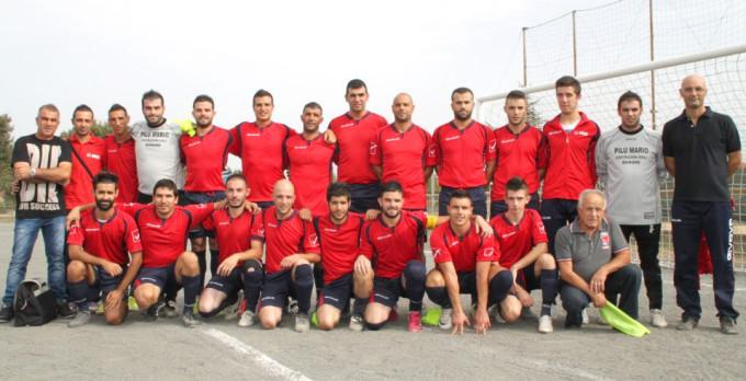Borore Calcio - 2014-2015