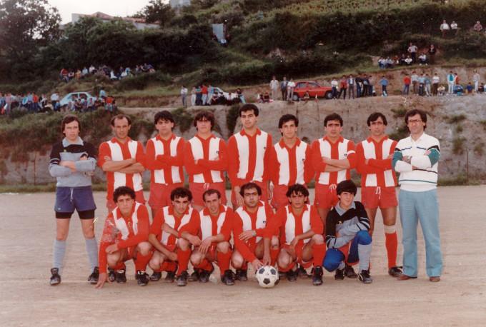 Burgos Calcio 1984-1985