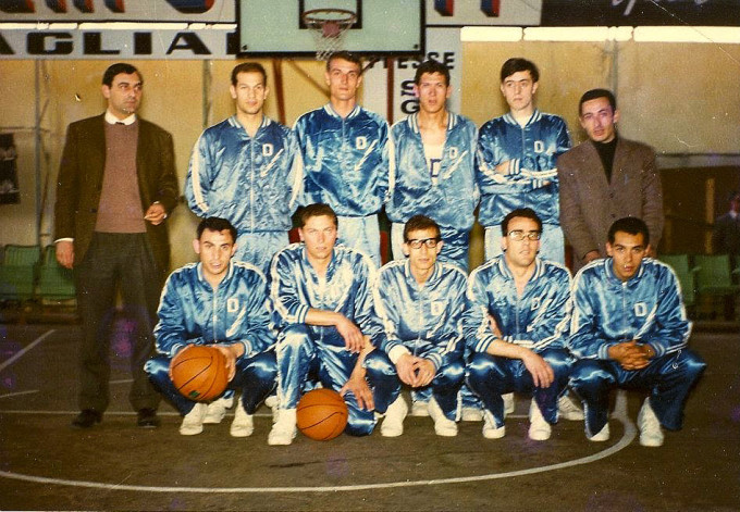 Dinamo Sassari · anni sessanta