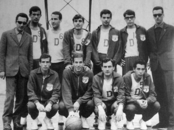 Dinamo Sassari - 1963-1964