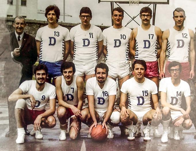 Dinamo Sassari - 1972-1973