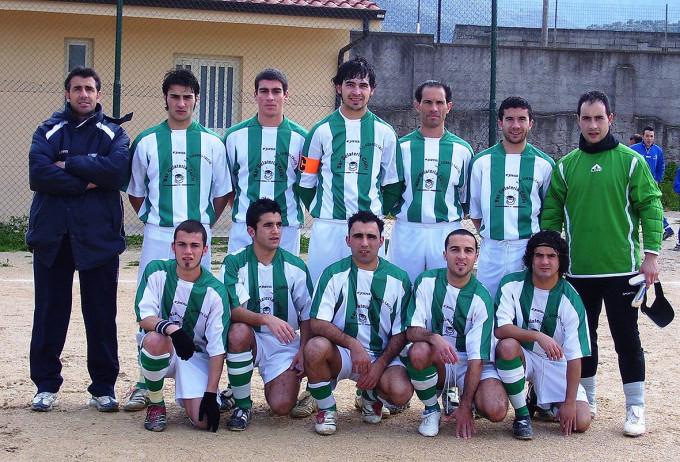 Gonnosfanadiga Calcio · 2006-2007