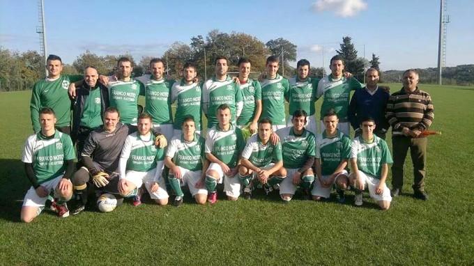 Ilbono Calcio - 2014-2015