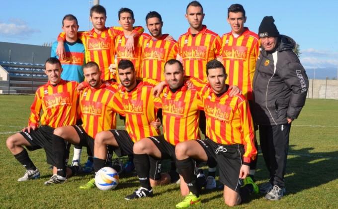 Macomer Calcio 2014-2015