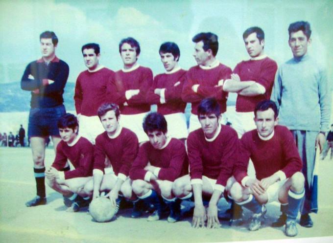 Nurallao Calcio · 1968