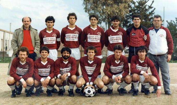 Oschirese Calcio anni novanta DUE