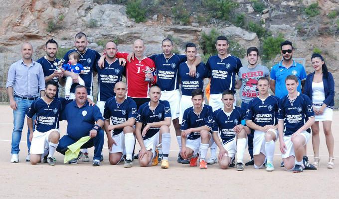 Perdasdefogu Calcio · 2014-2015