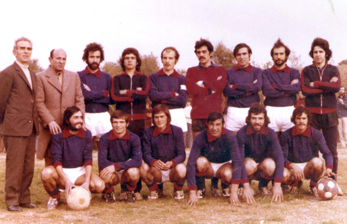 Polisportiva Villamassargia 1973-1974