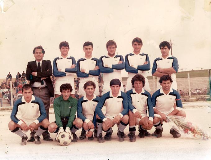 Samassi Calcio · anni ottanta