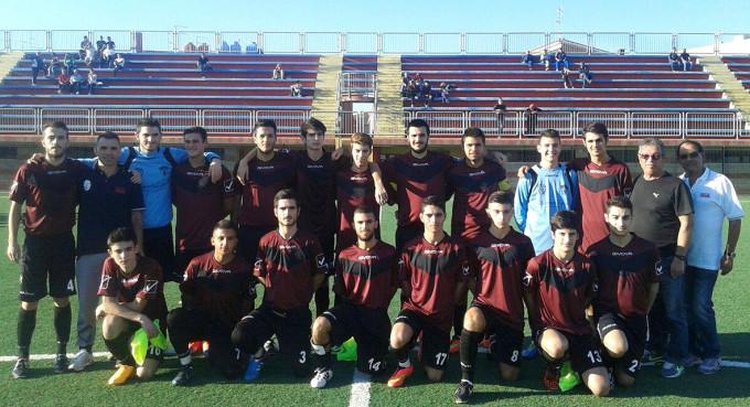 Sant'Antioco Calcio - 2014-2015