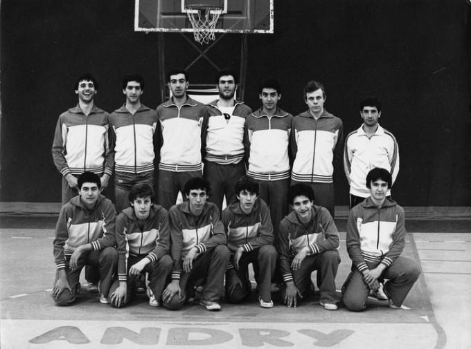 Sant'Orsola Basket - Sassari 1979-1980