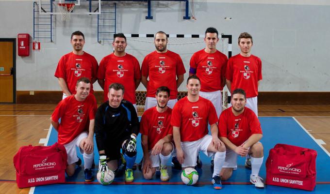 Sanvitese calcio a 5 - San Vito 2013-2014