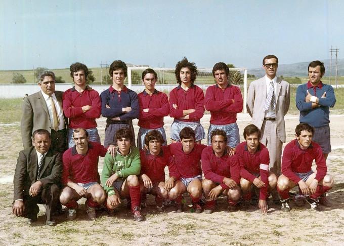 Senorbì Calcio - anni ottanta