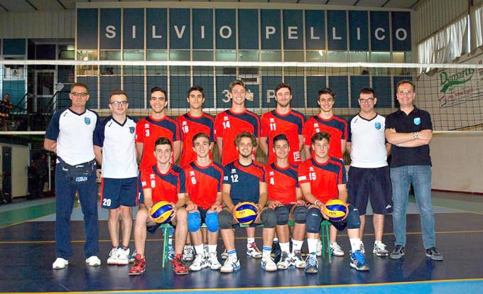 Silvio Pellico U19 - Sassari 2014-2015
