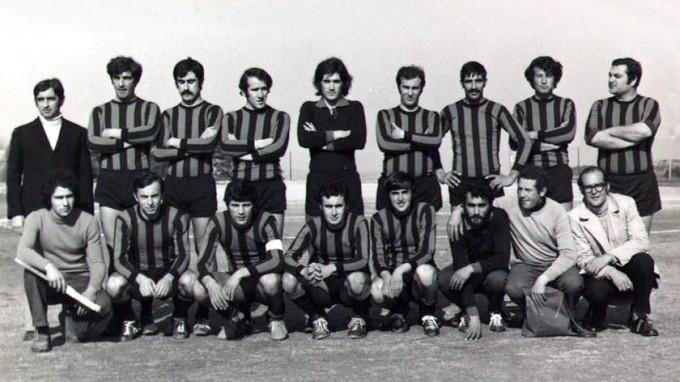 US Luogosanto - 1970-1971 DUE