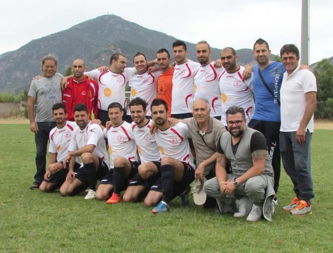 Villaperuccio Calcio - 2014-2015