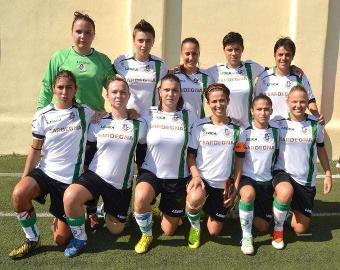 Caprera Calcio Femminile 2014-2015