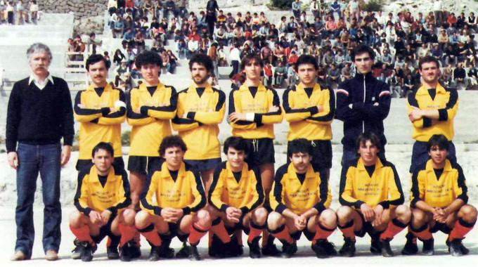 Castelsardo Calcio · 1981-1982