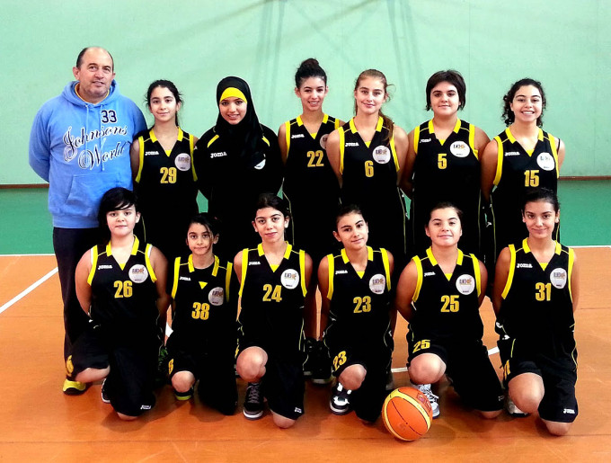 Centro Olmeldo Basket Under 13 - 2014-2015