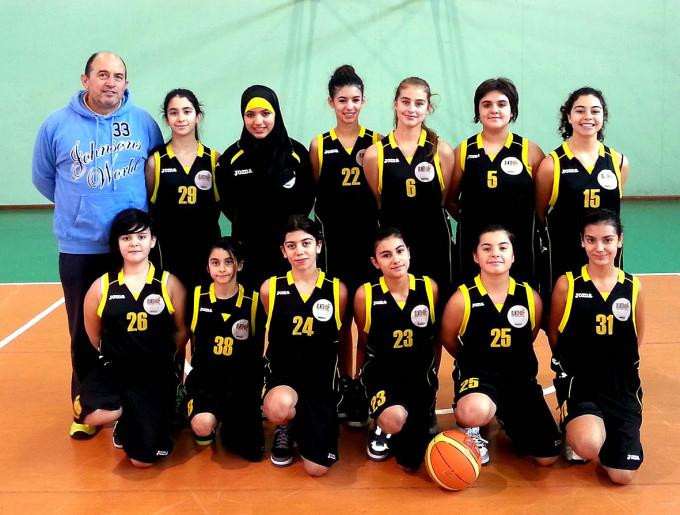 Centro Olmeldo Basket Under 13 - 2014-2015